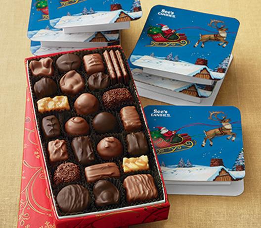 Santa Sleigh Boxes