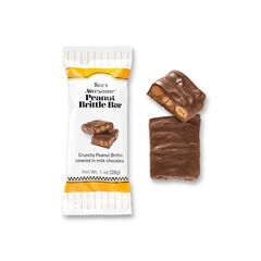 See's Awesome® Peanut Brittle Bars View 2