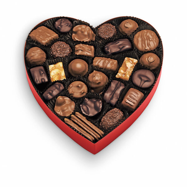 Classic Red Heart - Assorted Chocolates view 2