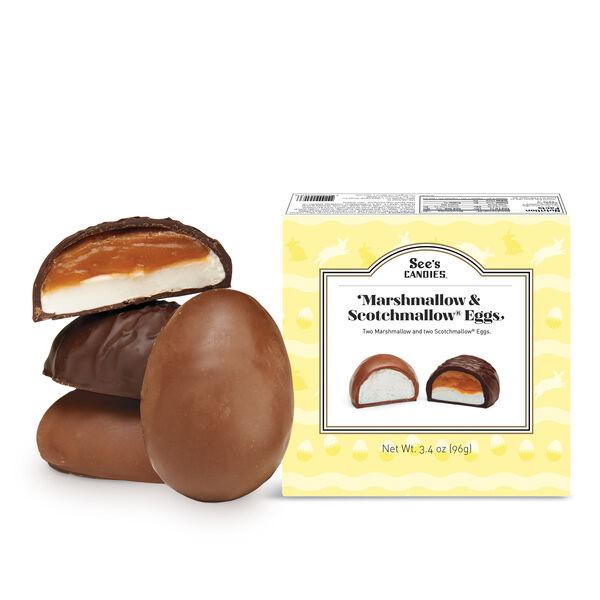 Marshmallow & Scotchmallow® Eggs view 1