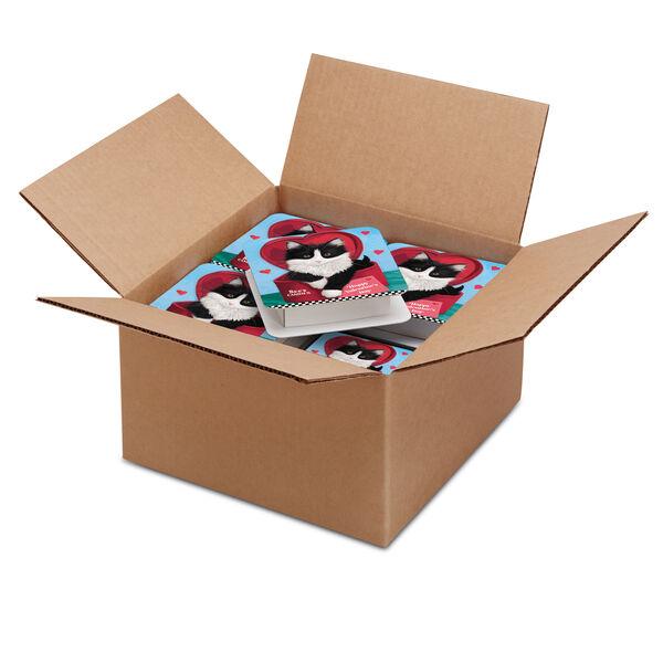 Purr-fect Valentine Boxes