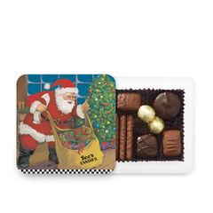 Santa's List Boxes View 2