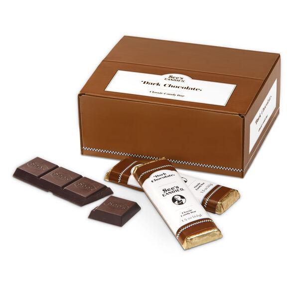 Dark Chocolate Candy Bars view 2