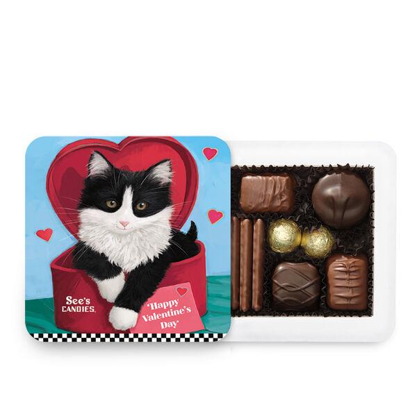 Purr-fect Valentine Box