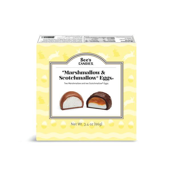 Marshmallow & Scotchmallow® Eggs