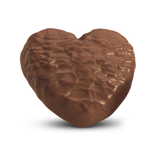 Milk Chocolate Butter Heart view 2