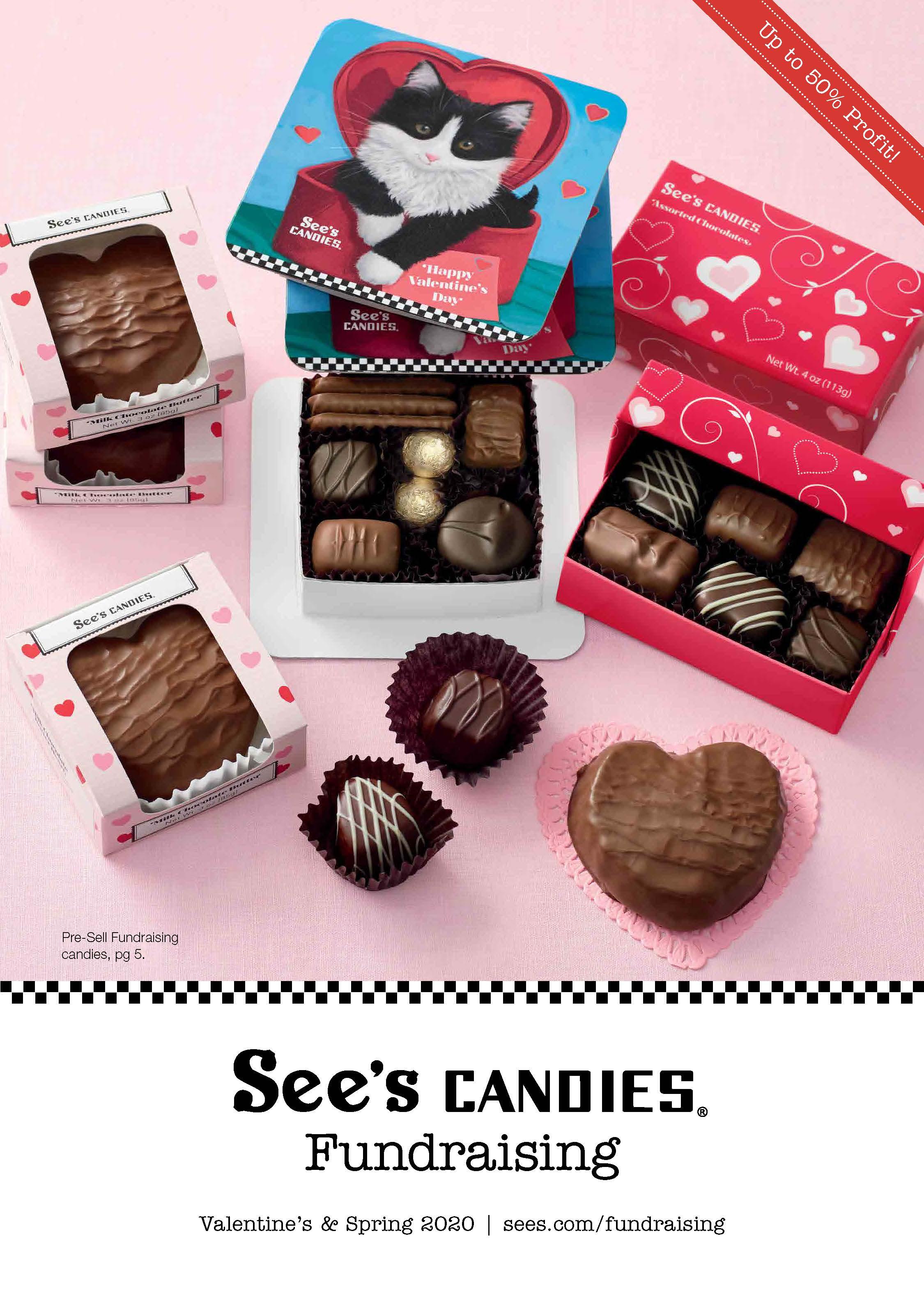 2020 Valentine's Fundraising Catalog