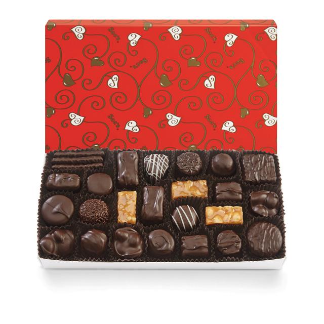 1 lb Dark Chocolates