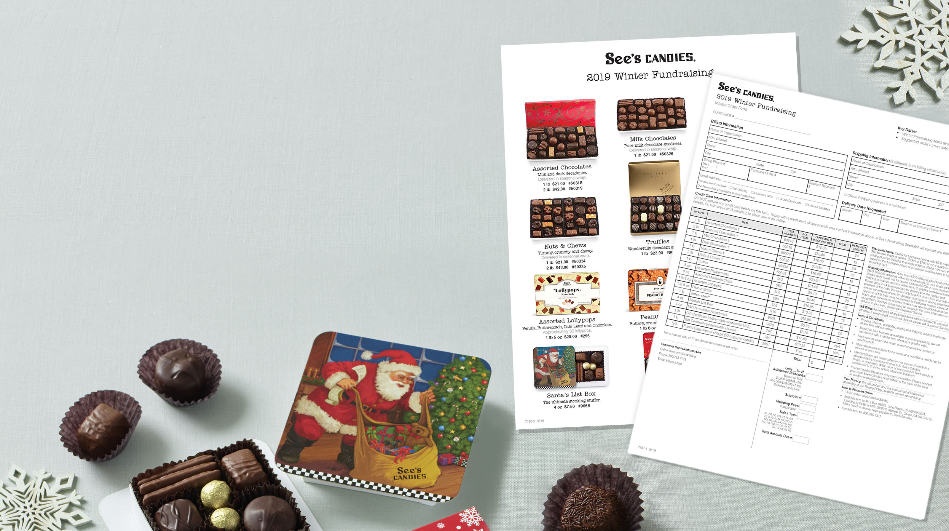 Chocolate & Candy Fundraising | See's Candies Fundraisers