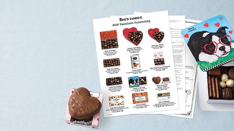 2019 Valentine's Order Forms