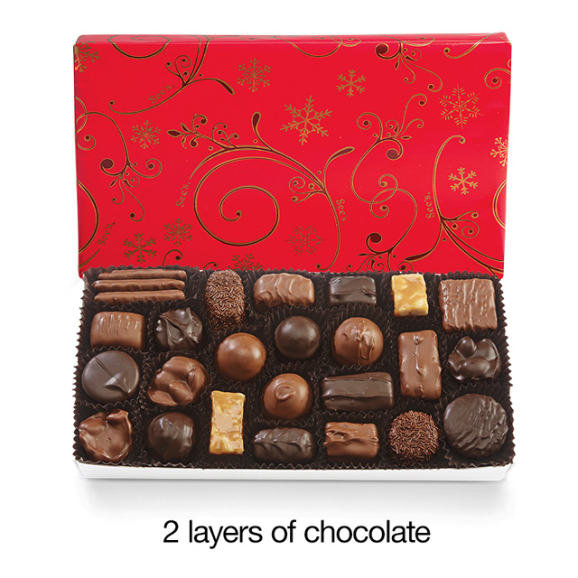 2 lb Assorted Chocolates