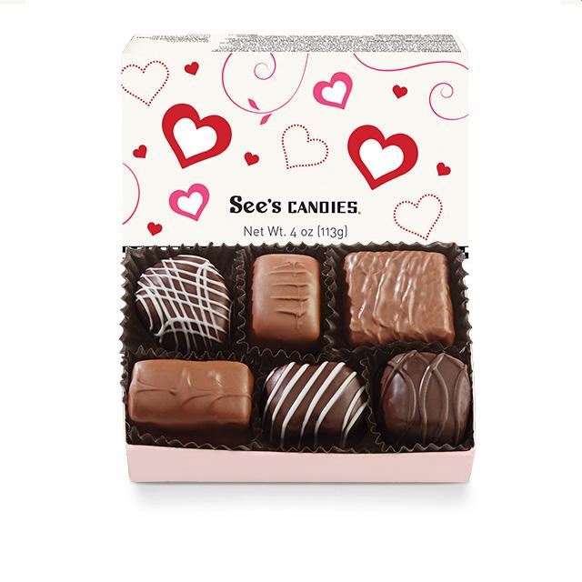 4 oz Mini Valentine Assortment