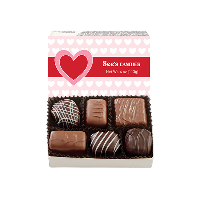 4 oz Mini Valentine Assortment