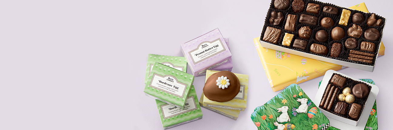 See's Spring Fundraising Candies