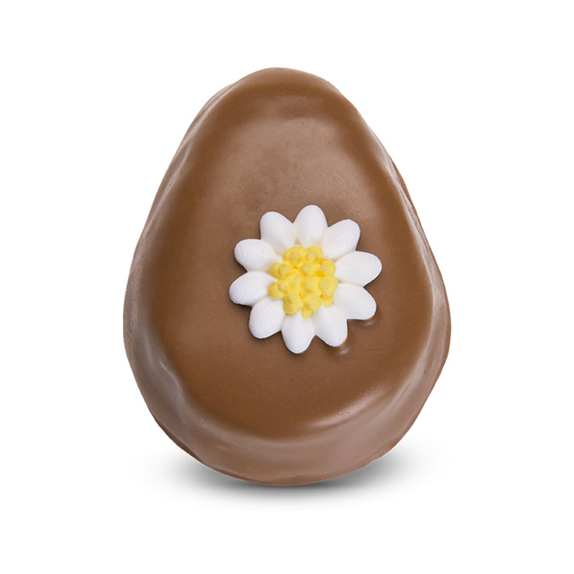 3 oz Chocolate Butter Egg
