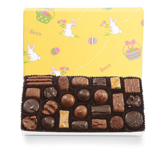 1 lb Assorted Chocolates