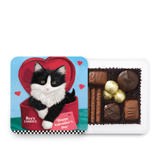 4 oz Purr-fect Valentine Box